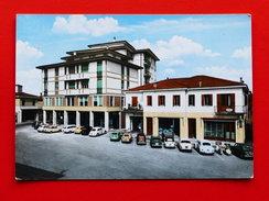 Cartolina Oderzo - Piazza Castello - 1960 Ca. - Treviso