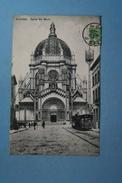 Bruxelles Eglise Ste Marie (tram) - Monumenten, Gebouwen