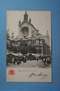 Bruxelles Eglise Ste Catherine - Marchés