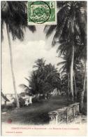 CONGO FRANCAIS Et Dépendances - La Rue De Louis à Libreville   (Recto/Verso) - Congo Français - Autres