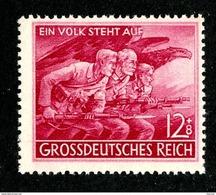 16406  3rd Reich 1945  Michel #908 (*) ( Cat .40€ ) Offers Welcome - Deutschland