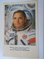 D154195 Valerij Bikovskij   -  SPACE  URSS - SOVIET COSMONAUT/SPACEMAN/ASTRONAUT  1978 - Espace