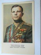 D154198 Yurij  GAGARIN   -  SPACE  URSS - SOVIET COSMONAUT/SPACEMAN/ASTRONAUT  1978 - Espace