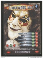 DOCTOR DR WHO BATTLES IN TIME EXTERMINATOR CARD (2006) NO 130 OF 275 CLOCKWORK MAN PRISTINE CONDITION - Cinema & TV