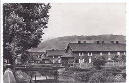 Moyeuvre Grande - Moselle - Cite Gaugan Et Le Canal  -   **wzho1-3** - Thionville
