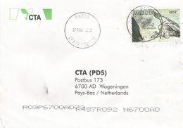 Centrafrique RCA CAR 2002 Paoua Vulture Gyps Africanus Cover - Centraal-Afrikaanse Republiek