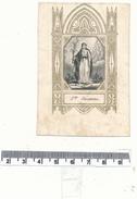Image Religieuse Ancienne - Sainte Suzanne - Images Religieuses