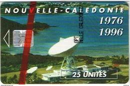 Nouvelle Caledonie Telecarte Privee Phonecard France Telecom FRC NC42A SC7 Radar NEUVE Unc TB Cote 80 Euro - New Caledonia
