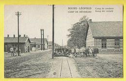* Leopoldsburg (Limburg) * Kamp Van Beverloo, Camp De Cavalerie, Soldat, Soldier, Armée Belge, Army, Leger, Caserne, TOP - Leopoldsburg (Camp De Beverloo)