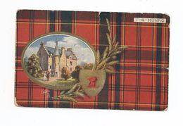 Royaume-Uni - Scotland - Tartan - The Munro - Fowlis Castle - Angus