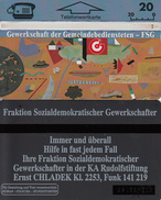 ÖSTERREICH-Gewerkschaft - Austria