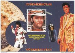 Turkmenistan Hb - Viñetas De Fantasía