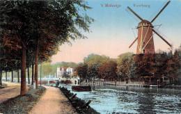 Voorburg - Pays Bas Hollande - 't Molentje - Moulin Canal - Voorburg