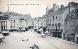 (56) Vannes - Le Place Des Lices - Vannes