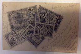 AK  KORONA    1904. AUSTRO HUGARIAN MONARCHY - Münzen (Abb.)