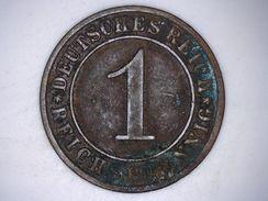 ALLEMAGNE  1 REICHSPFENNIG 1934 E - [ 3] 1918-1933 : Weimar Republic