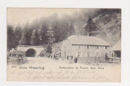 Urbès Wesserling  --  Restauration Du Tunnel Alph Mura - Frankreich