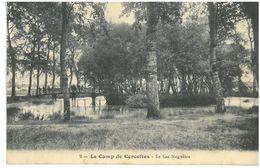 LE CAMP DE CERCOTTES - LE LAC NOGUEIRA - France