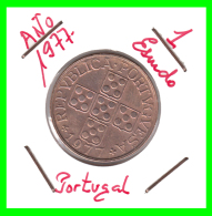 PORTUGAL  MONEDA DE  1 ESCUDO    AÑO 1979 - Portugal