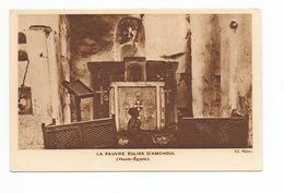 CPA: Egypte - La Pauvre Eglise D'Amchoul (Carte De Mission Des Jésuites Français En Egypte) - Syria