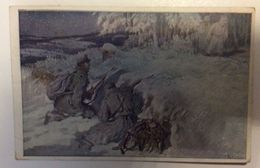 AK   RED CROSS   OFFIZIELLE KARTE FÜR ROTES KREUZ  1917 - Cruz Roja