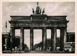 Allemagne - Berlin - Brandenburger Tor + Cachet - Germany