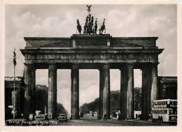 Allemagne - Berlin - Brandenburger Tor + Cachet - Germania