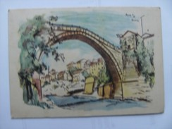 Bosnië Herzegovina Mostar Old Bridge Nice - Bosnië En Herzegovina