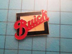 Pin712F Pin's Pins : Rare Et Belle Qualité :  LOGO DE LA MARQUE BUICK - Badges