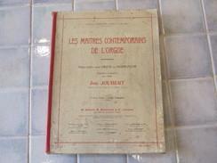 Les Maitres Contemporains De L'orgue Jos Joubert  Troisieme Volume - Musique & Instruments