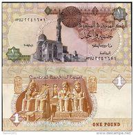 Egypt 1 Pound 2007 UNC - Egypt