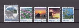Japan 2014 - Local Autonomy Law Mie, Used Stamps, Michelnr. 6828-32 - Gebruikt