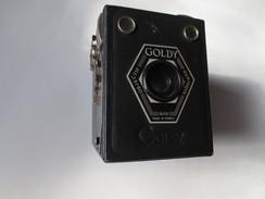 """Appareil Photo - Boîte Noire """" Goldy """" Objectif Mensique  """"  6 X 9  """" - Appareils Photo"""