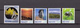 Japan 2014 - Local Autonomy Law Ishikawa, Used Stamps, Michelnr. 7104-08 - Gebruikt