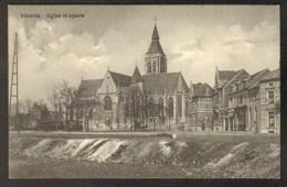 Vilvorde : Eglise Et Square - Vilvoorde