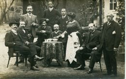 N°56958 -carte PhotoPantin 1919 -retour De La Guerre- - Pantin