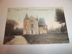 6afq -  CPA N°42  - Environs De LA ROCHELLE - SALLES SUR MER - Château De L'herbaudière -  [17] - Charente Maritime - - Frankreich
