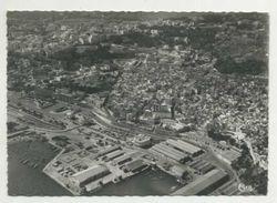 TANGER - Vue Aérienne, Aerial View  ( 2 Scans ) - Tanger