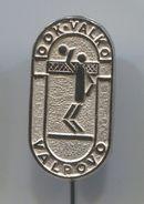 Volleyball, Pallavolo - OOK VALPOVO, Croatia, Vintage Pin Badge, Abzeichen - Volleyball