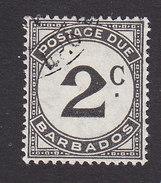 Barbados, Scott #J5, Used, Postage Due, Issued 1950 - Barbados (...-1966)