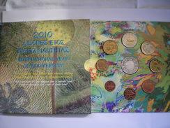 Grèce BU 2010 + Médaille Argent - Grecia