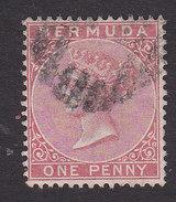 Bermuda, Scott #1, Used, Victoria, Issued 1865 - Bermudes