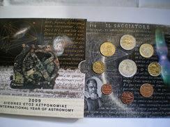 Grèce BU 2009 + Médaille En Argent - Grecia