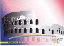 Roma Eur /06 - Convegno Filatelico Romafil 2006 - - Borse E Saloni Del Collezionismo