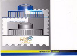 Roma Eur /07 - Salone Del Francobollo 2007  - - Borse E Saloni Del Collezionismo