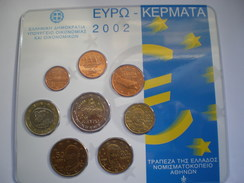 Grèce BU 2002 - Grèce