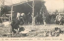1914 - En Campagne - Le Maréchal-Ferrant - Oorlog 1914-18