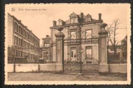 Gilly - Ecole Moyenne De L' Etat - Belgium