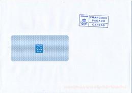 Spanien Palma De Mallorca Stempel Franqueo Pagado Cartas Posthorn Krone Sixt Autovermietung - Poststempel - Freistempel