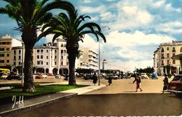 MAROC - RABAT LA PLACE DE LA GARE - Rabat